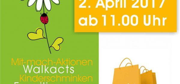 Metelener Frühlingsfest am Sonntag, 2. April 2017