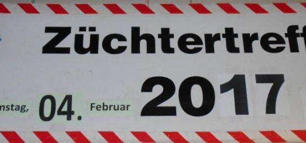 Rückblick Züchtertreffen 04.02.17