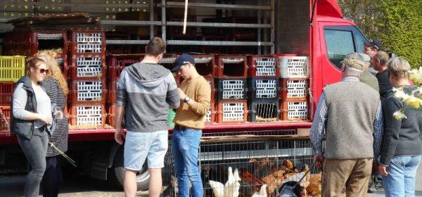 am Mittwoch 26. Juni KEIN Geflügelverkauf Füchtenschnieder