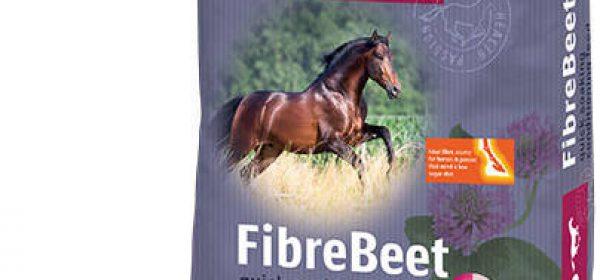 Neu: PAVO FibreBeet Pferdefutter